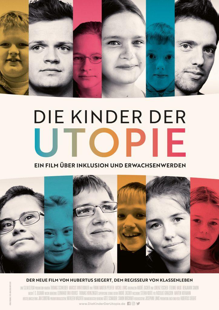 Die Kinder der Utopie_SUMO_Plakat Neu