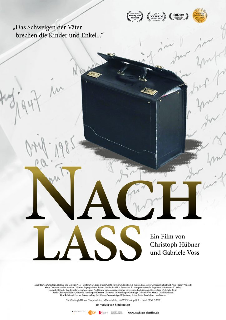 Nachlass_Film Kino Text_Plakat