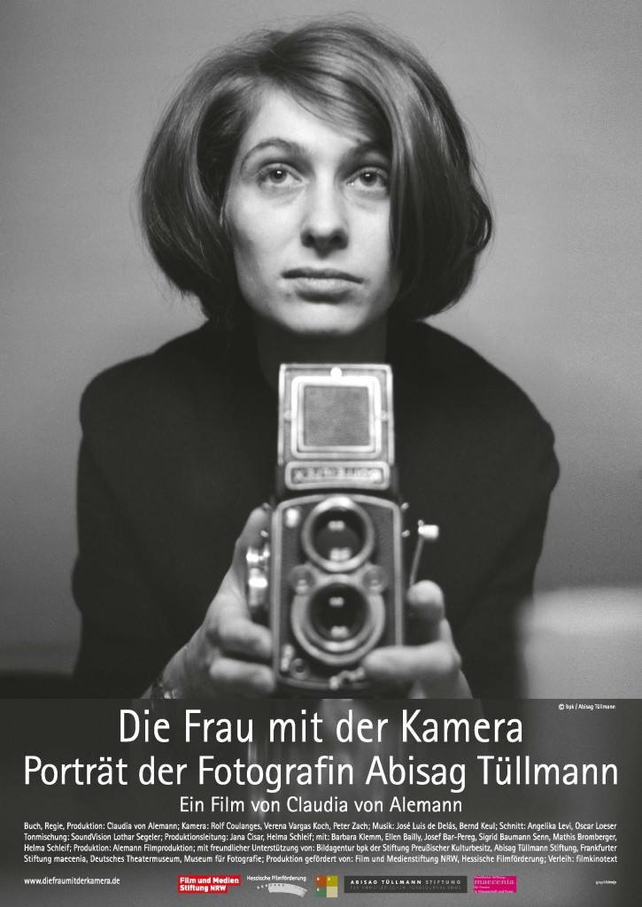 Die Frau mit der Kamera_Film Kino Text_Plakat