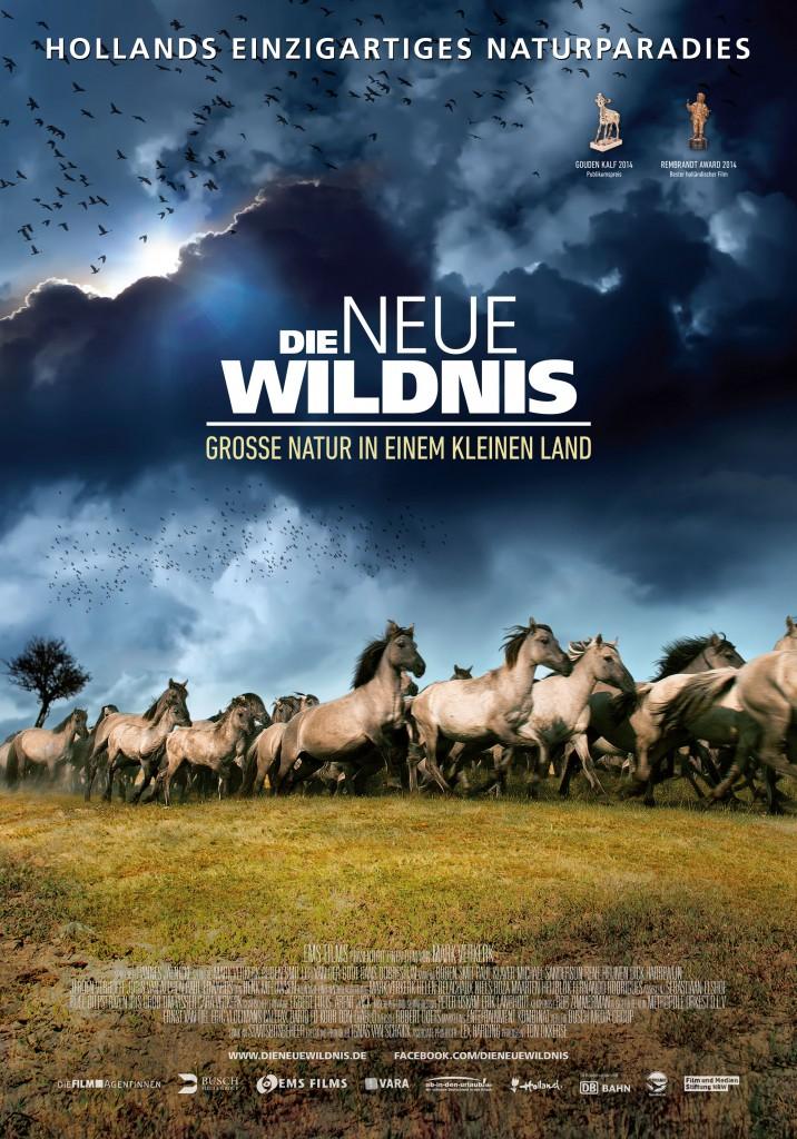 DIE NEUE WILDNIS_Busch Media_Plakat