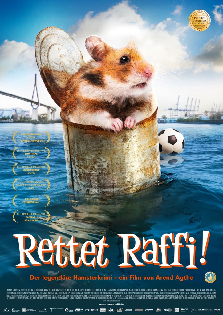 RETTET RAFFI_MFA_Plakat