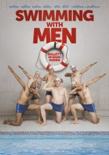 Swimming with men_Alamode_Plakat