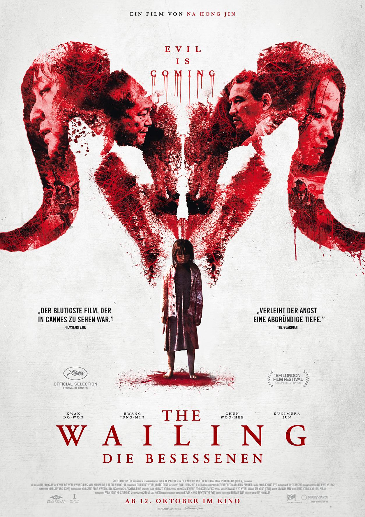 The Wailing_Alamode_Plakat