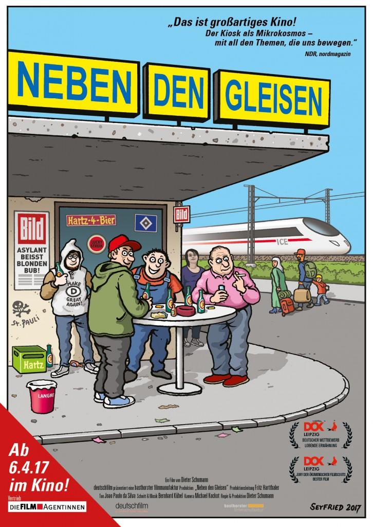 Neben den Gleisen_Deutschfilm_Plakat