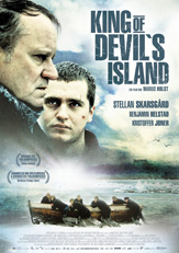 King of Devils Island_Alamode_Plakat