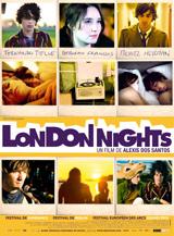 London Nights_Kool_Plakat