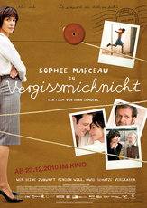 VERGISS MICH NICHT_Schwarz Weiss_Plakat