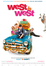 WEST IS WEST_Kool_Plakat