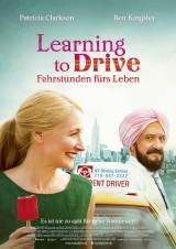 LEARNING TO DRIVE_Alamode_Plakat