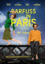 Barfuss in Paris_Film Kino Text_Plakat