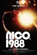 Nico 1988_Film Kino Text_Plakat