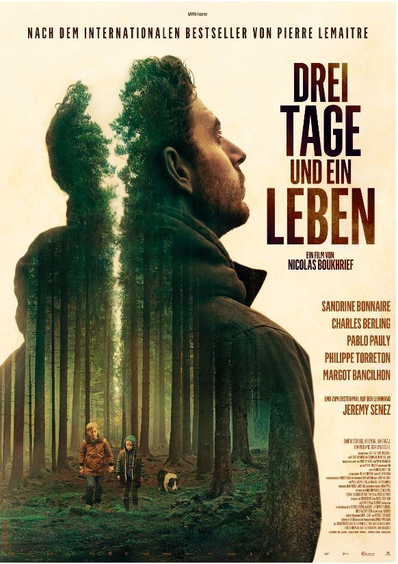 Drei Tage und ein Leben_Atlas Film_Plakat